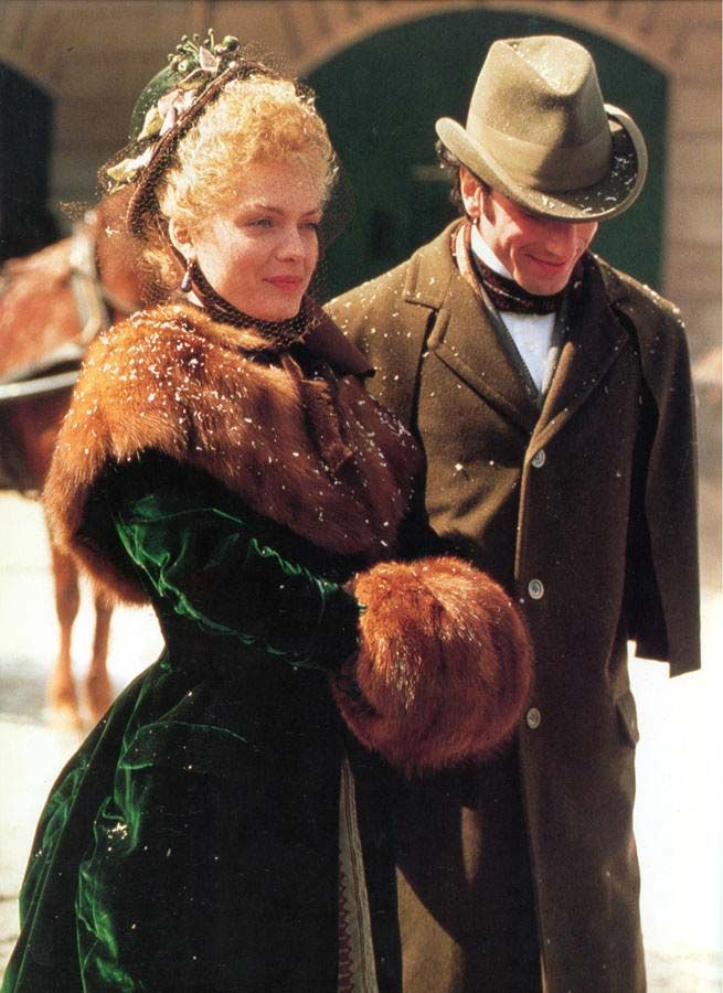 an overview of ellen olenska in the age of innocence In 1993, a film adaptation, the age of innocence, was directed by martin scorsese, starring michelle pfeiffer as countess ellen olenska, daniel day-lewis as newland archer, winona ryder as may welland archer, richard e grant, and miriam margolyes.